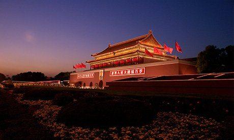 Tian'anmen Jinshui Bridge lighting renovation project