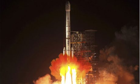 China 's new generation of carrier rocket industrialization base project