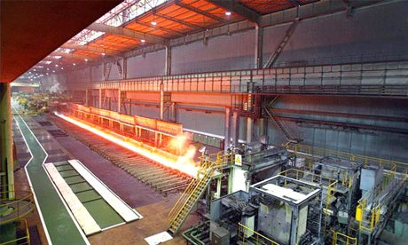 Baosteel Group (Nantong Precision, Shanghai Meishan, Fujian investment, renovation project)