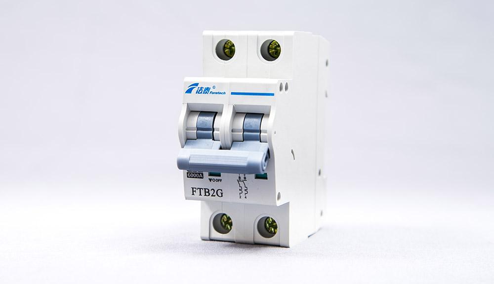 Miniature Circuit Breaker-FTB2G