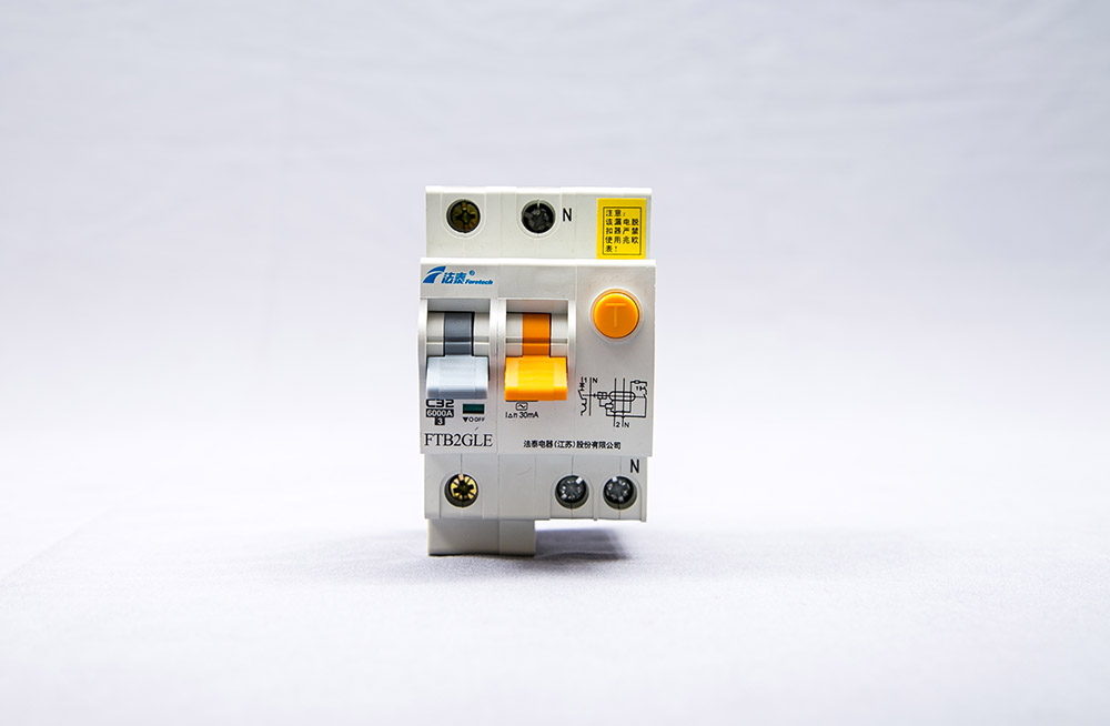 Residual-current Operated Circuit Breaker-FTB2GLE
