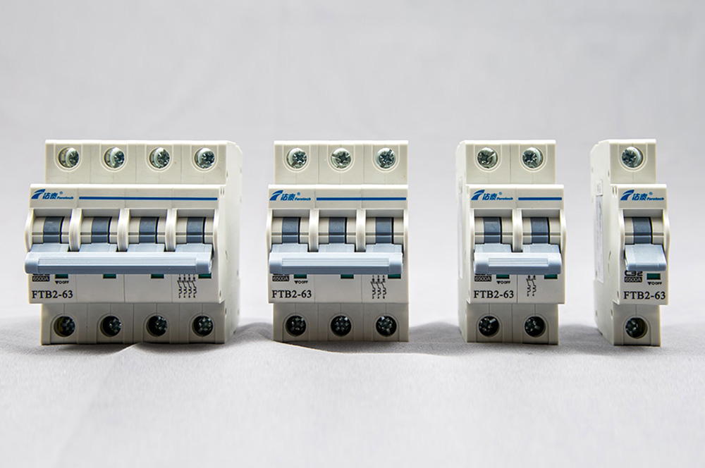 Miniature Circuit Breaker-FTB2-63