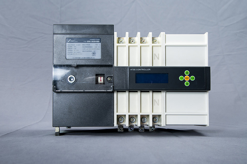 Automatic Transfer Switching Equipment-FTQ3 Featured Image