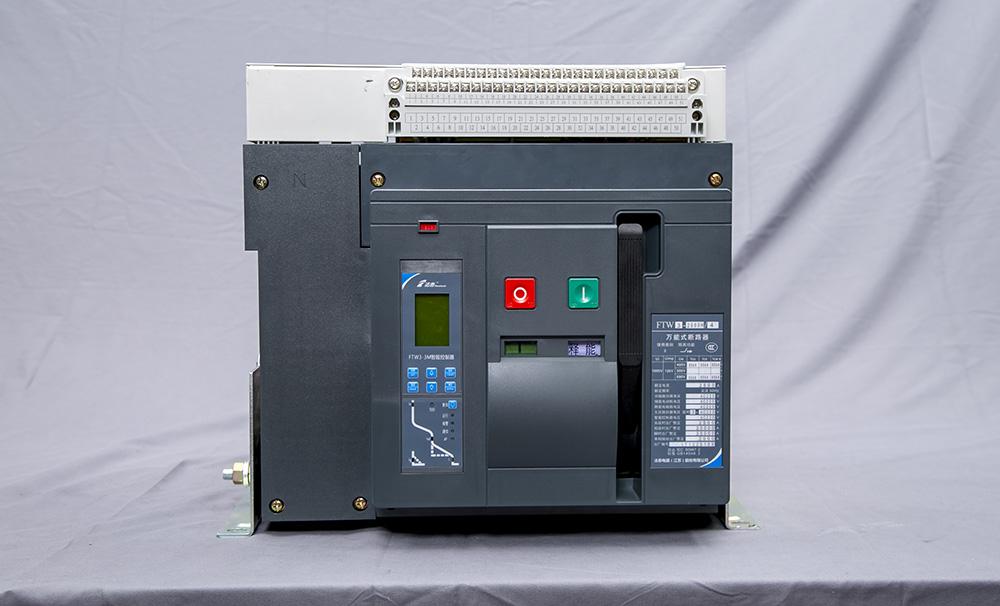 Air Circuit Breaker-FTW3