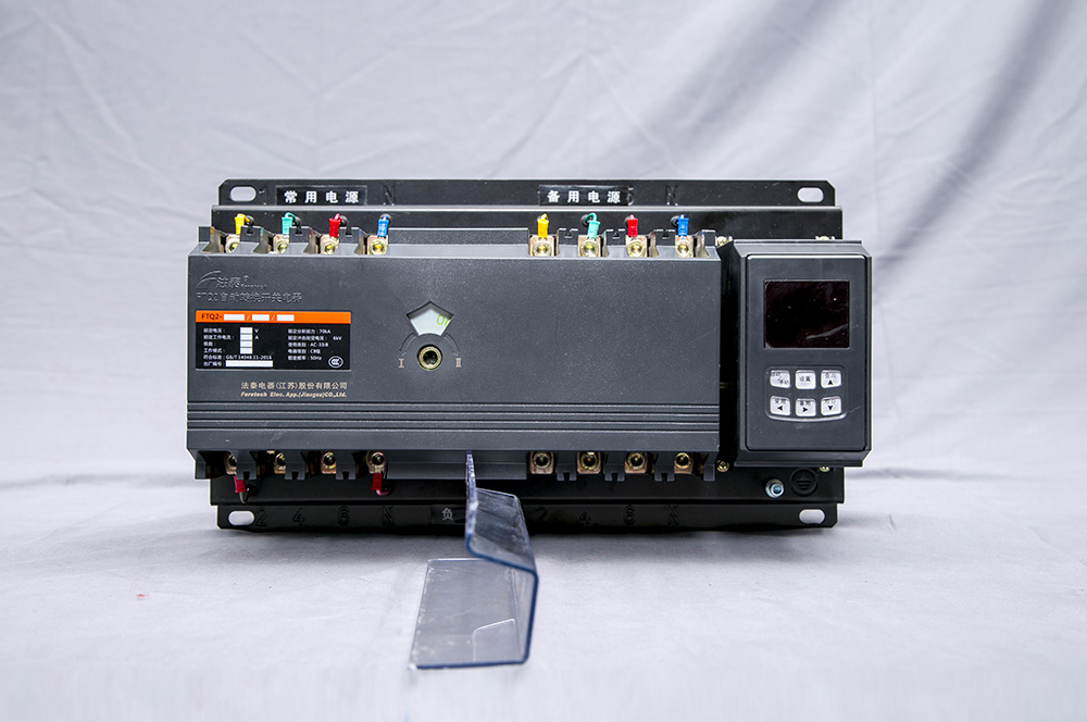 Automatic Transfer Switching-Geräte-FTQ2 Ausgewähltes Bild