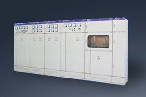 FTD (GGD) basse tension de distribution fixe Cabinet