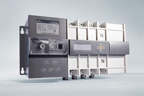 Automatic transfer switching equipment-FTQ3