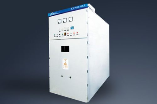 KYN61-40.5 Metal Armored Removable Switchgear Featured Image